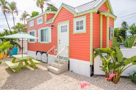 Flamingo Tiny Home