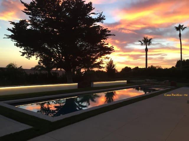 Casa Pacifica TM Malibu Luxury Heated Pool Zuma