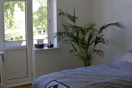 Airy Room In Large Apartment - Viborg