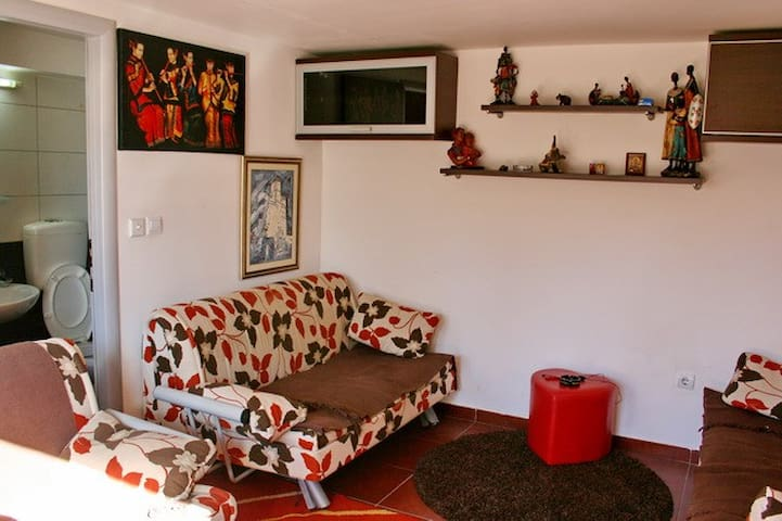 Sweet and cosy studio for you! :) - Bečići - Appartement