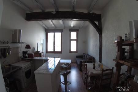Appartement de 55m² au coeur de la vieille ville