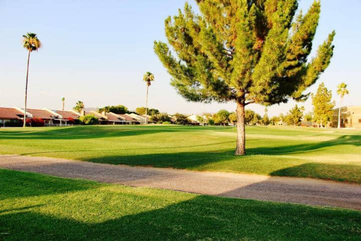 Remodeled Golf Course View  2 Bedroom Patio Home