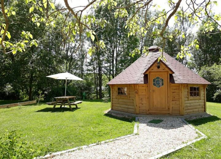 Kota au camping de Bairon
