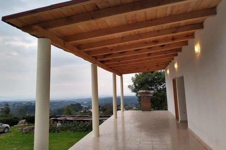 Tlazala B&B Campirano:Casa Capulines, Habitación 1