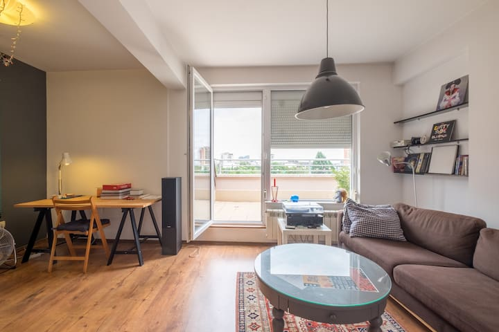 Lovely modern and cosy 1 bedroom flat