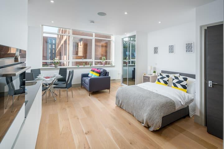 Modern 1 bed flat in Seven Sisters London