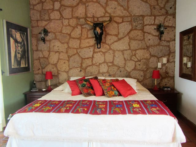 RIVIERA NAYARIT, LA COLORADA B&B /III - Zacualpan - Bed & Breakfast