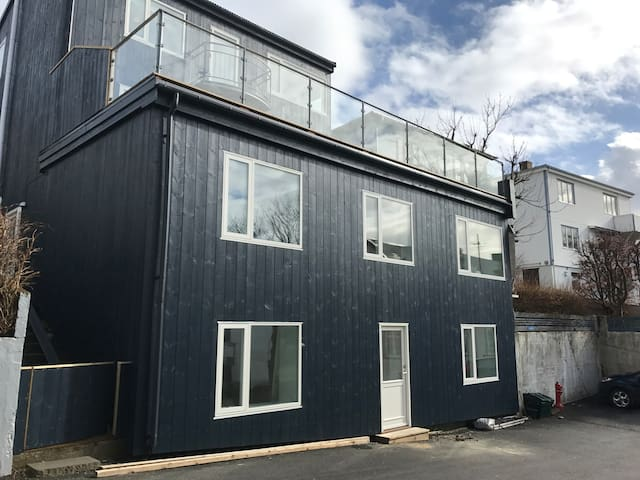Brand new apartment in the heart of Tórshavn