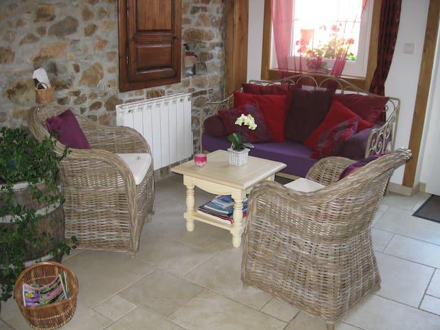 Gîte Le Randonneur - Jobourg - Dom