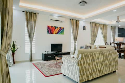 [PROMO] D'Tempat Lovely•Relax•Family VacationHome