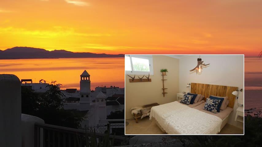 Elk room- Stunning view Costa del Sol - Casares