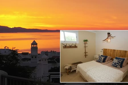 Elk room- Stunning view Costa del Sol - Casares - Apartment