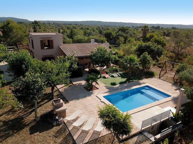 Villa Sa Comuna de can Mesquida - Larga estancia.