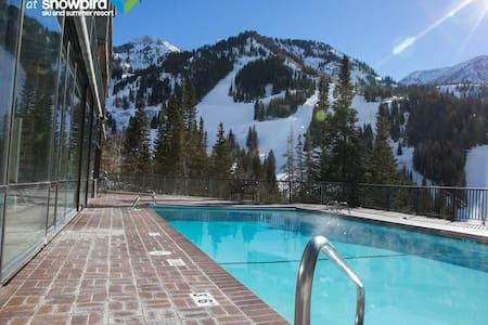 Snowbird Mountain Timeshare - Alta - Multipropietat (timeshare)