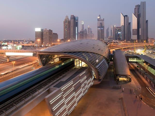 The Market by The Metro - Dubai - Apartment
