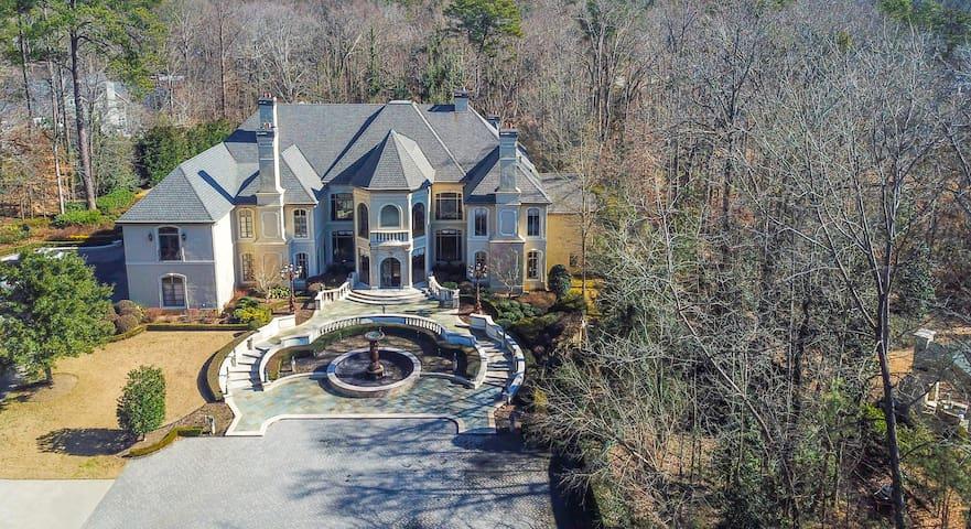 Super Bowl 2019- Luxury Gated Buckhead Mansion