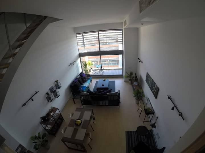 Loft Acogedor y Lujoso en Valencia