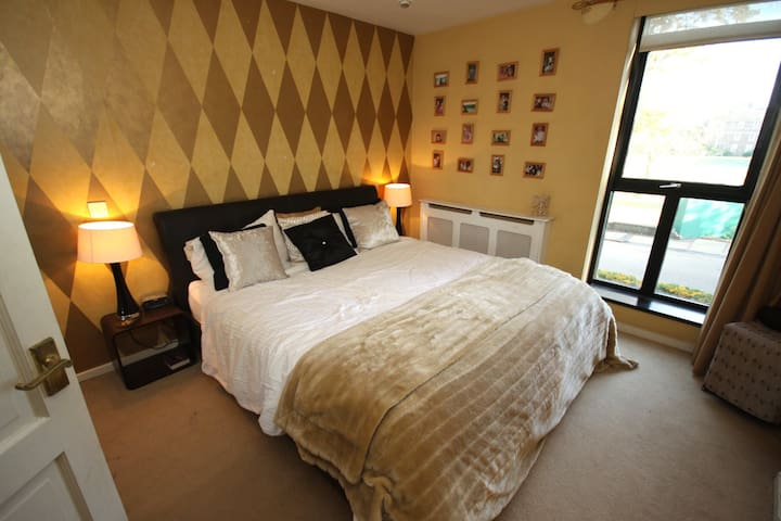 Comfortable Bedroom in lovely Blackheath Village - Londyn