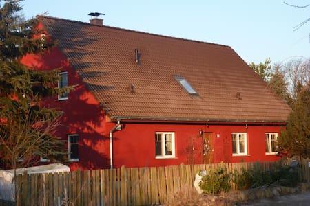 Kleiner Bauernhof in Ostseenähe - Testorf-Steinfort - Apartment