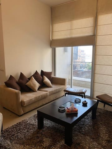 A stylish  apartment located in heart of Beirut