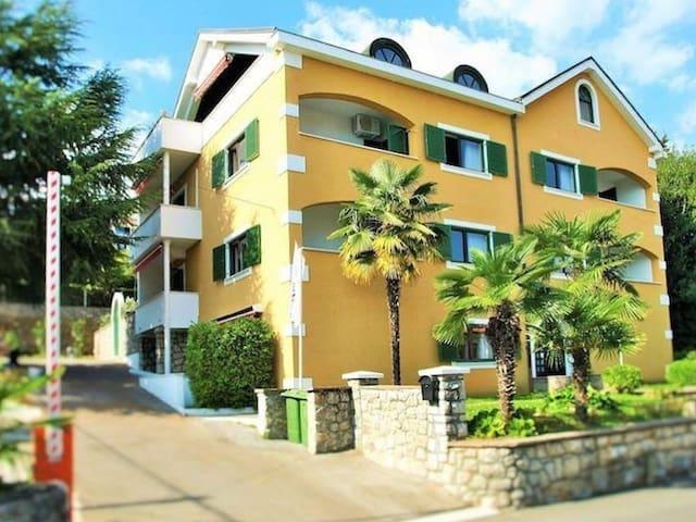 Villa Beller - Apartment 2 - Opatija - Casa