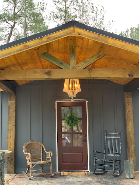 Chapin Retreat with Pavilion