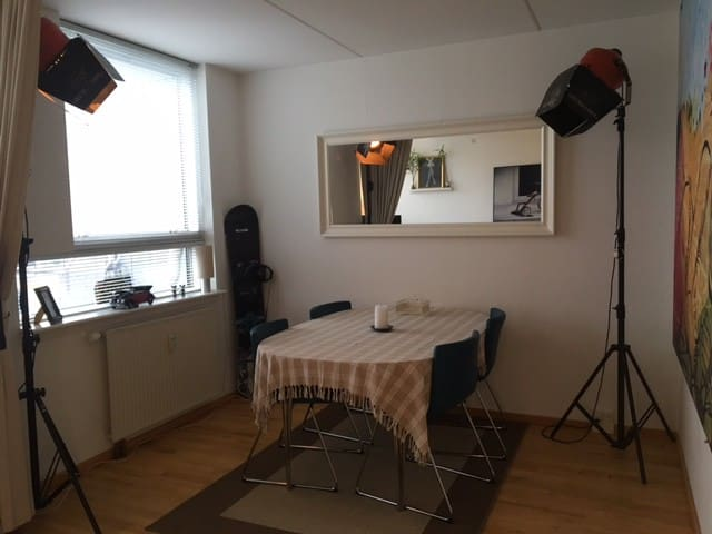 Lækker lejlighed Rungsted Kyst tæt på havnen - Rungsted Kyst - Apartment