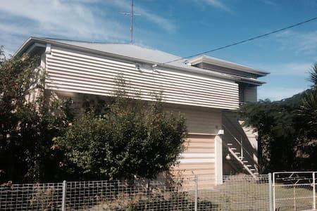 Neat 'Queenslander' family home - Tweed Heads