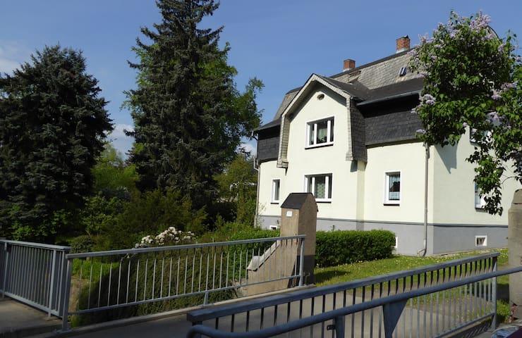 Zur Herberge - Schwarzenberg/Erzgebirge - Apartment