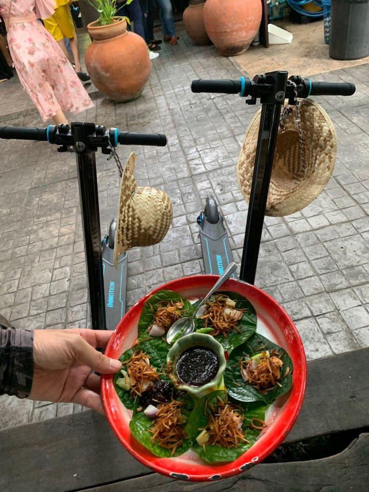 Miang kham, Thai snack