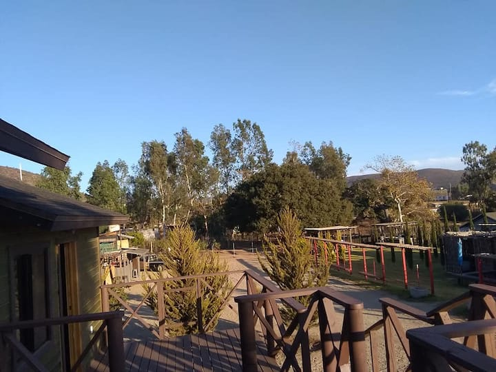 Jardin Campestre Los Deseos Rent One or all Cabins