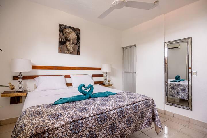 Hermoso Alojamiento En Playa Zicatela CP910