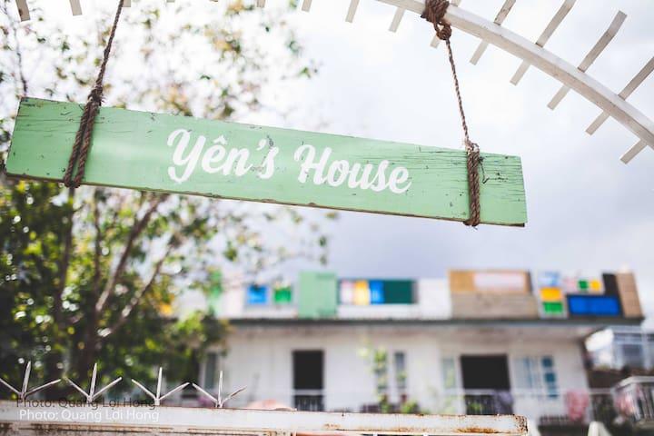 Yen's house