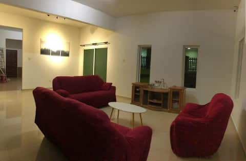 Semi-D upper floor- near Bandar Baru Kuala Lipis