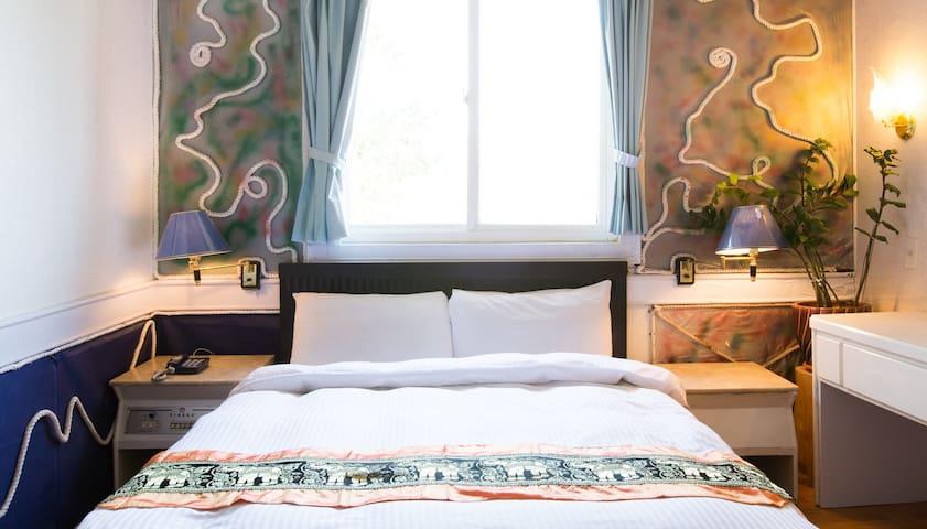 墾丁大尖山飯店-一般六人房 - Hengchun Township - Daire
