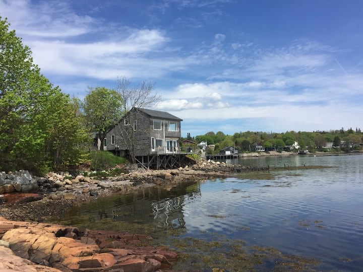 Seaside Cottage, Southwest Harbor & Acadia