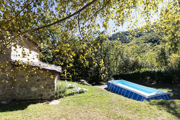 Casa Metato, an unique mountain retreat in Tuscany