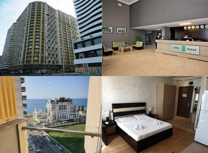 Apartment in Orbi Plaza(16 floor 16 этаж) SeaView