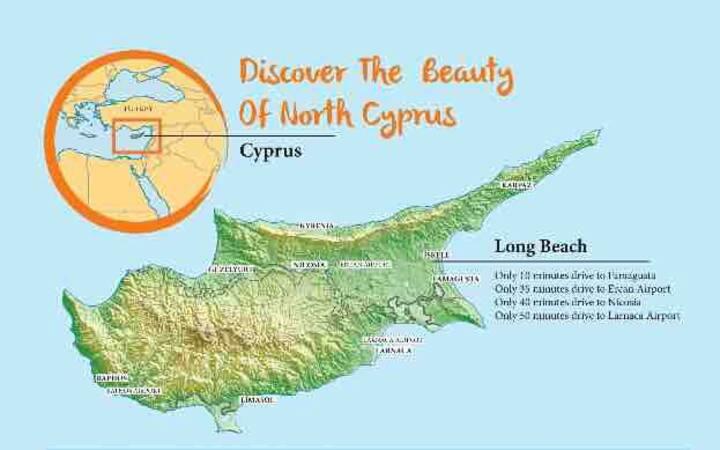 NORTH CYPRUS, aqua8/8, country having no covid19