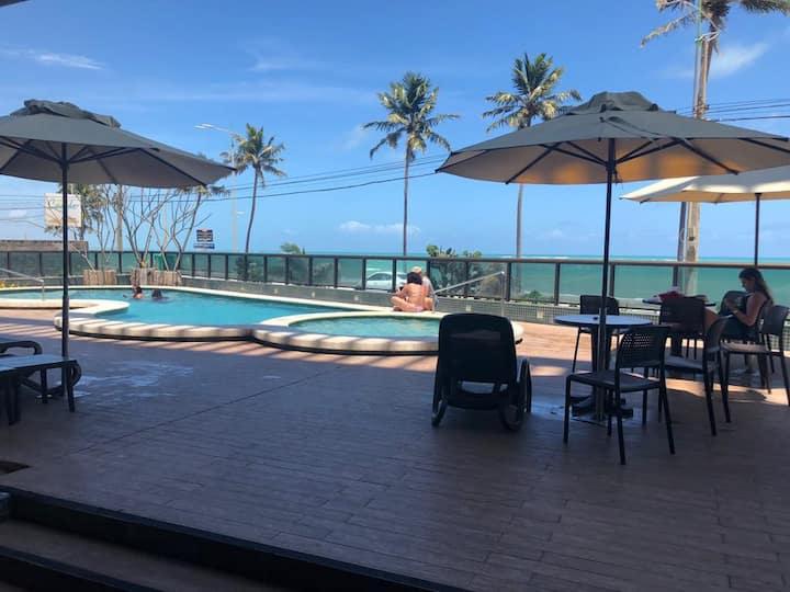 Ritz Suites Condomínio - Flat Beira Mar AP