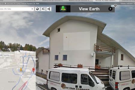 Splendido alloggio su due piani - Frabosa Soprana - Apartmen
