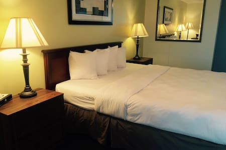 M Star Hotel King-Room 206 - Rapid City - Andere