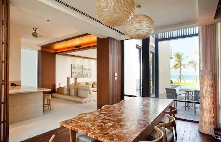Ocean View Luxury Villa 3BR A in Hyatt Resort - Da Nang - Villa