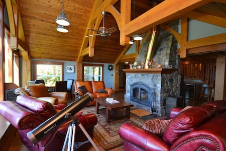 Remote & Isolated Destination! Oceanfront Lodge