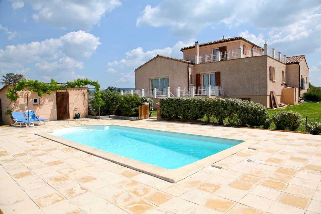 AR et piscine
