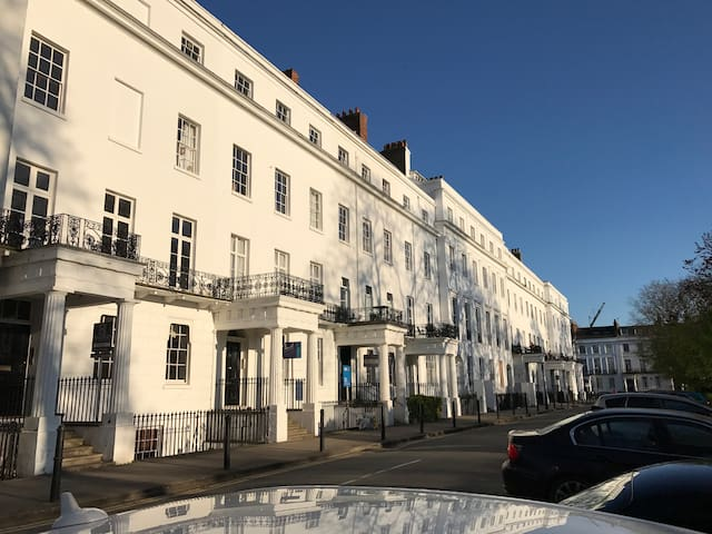 Victorian Flat in Leamington Spa Town Centre. - Royal Leamington Spa - Lakás