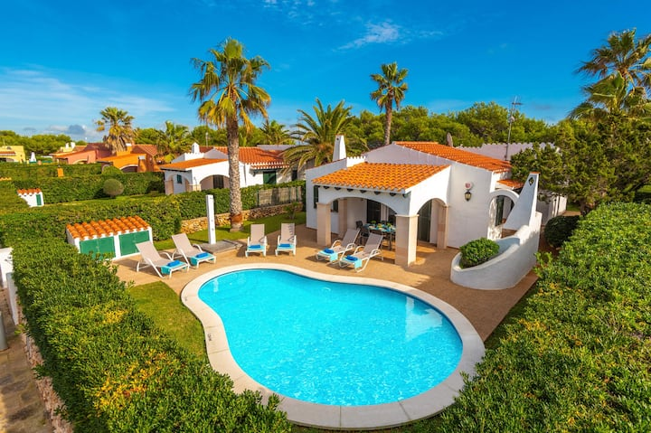 Jero 3 bedroom villa, Calan Bosch