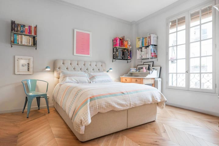 Perfect Parisian Apartment LeMarais