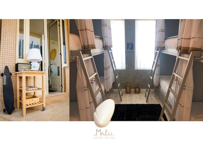 Malu Hostel Design QC1