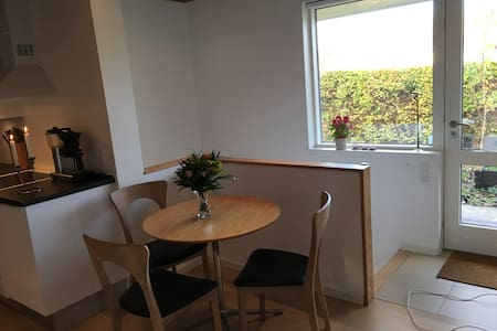 Apartment in a house with nice wellness area - Hillerød